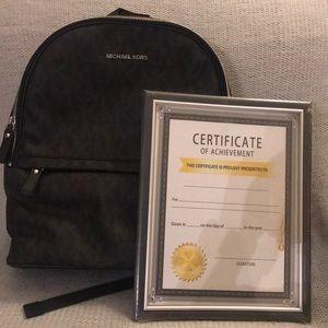 Michael Kors Bags - Michael Kors Black Backpack
